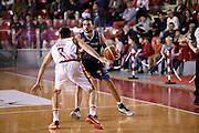 Andrea Pastore<br /> Unicusano Roma - Benacquista Assicurazioni Latina<br /> Campionato Basket LNP 2016/2017<br /> Roma 06/11/2016<br /> Foto Ciamillo-Castoria