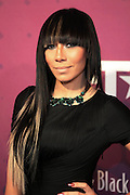 October 13, 2012- Bronx, NY: Recording Artist Bridget Kelly at the Black Girls Rock! Awards Red Carpet presented by BET Networks and sponsored by Chevy held at the Paradise Theater on October 13, 2012 in the Bronx, New York. BLACK GIRLS ROCK! Inc. is 501(c)3 non-profit youth empowerment and mentoring organization founded by DJ Beverly Bond, established to promote the arts for young women of color, as well as to encourage dialogue and analysis of the ways women of color are portrayed in the media. (Terrence Jennings)