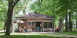 Cafe Rotund, Dome Hill, Tartu, Estonia