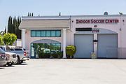 Indoor Soccer Center El Monte
