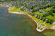 King Park, Newport, Downtown, Harbor, Rhode Island, USA