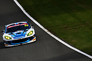 Rob Boston Racing Ginetta G55 GT4 with drivers Jason Baker & Adam Gore during the British GT Championship Round 9 at  Brands Hatch England on 6 August 2017. Photo by Jurek Biegus.