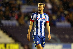 Dan Burn of Wigan Athletic - Mandatory by-line: Matt McNulty/JMP - 03/02/2017 - FOOTBALL - DW Stadium - Wigan, England - Wigan Athletic v Sheffield Wednesday - Sky Bet Championship