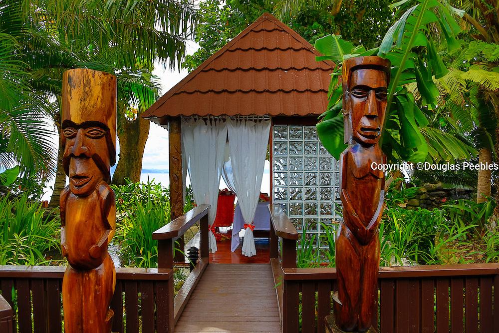 Garden Island Resort, Taveuni, Fiji; Melanesia; South Pacific