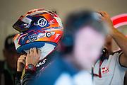 October 22, 2016: United States Grand Prix. Romain Grosjean (FRA), Haas