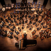 The Fairfax Symphony Orchestra in performance in this undated photo.