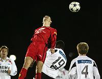 Fotball, 01. februar 2005, La Manga, Brann - Rosenborg 3-1, Paul Scharner, Brann
