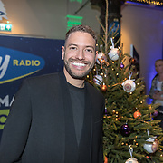 NLD/Amsterdam/20191206 - Sky Radio's Christmas Tree For Charity 2019, Rolf Sanchez