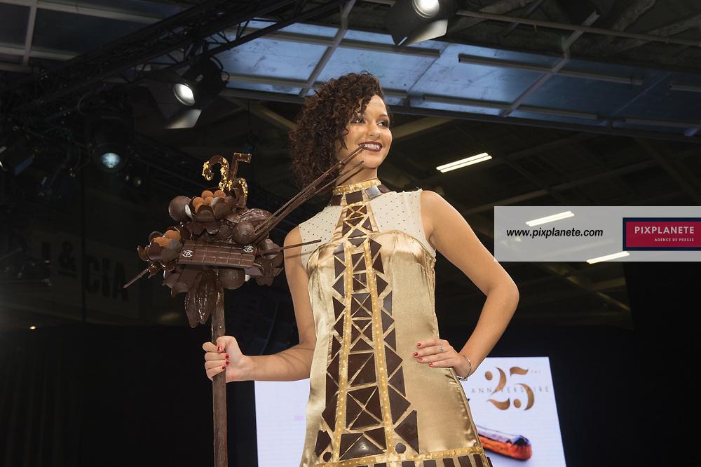 25ème Salon du Chocolat mardi 29 Octobre 2019 Porte de Versailles Paris