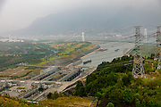 The Three Gorges Dam Project, Yangtze River, China