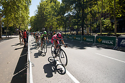 Lourdes Oyarbide at Madrid Challenge by la Vuelta 2017 - a 87 km road race on September 10, 2017, in Madrid, Spain. (Photo by Sean Robinson/Velofocus.com)