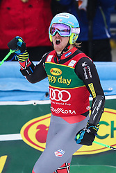 Winner LIGETY Ted of USA during the 2nd Run of 7th Men's Giant Slalom - Pokal Vitranc 2013 of FIS Alpine Ski World Cup 2012/2013, on March 9, 2013 in Vitranc, Kranjska Gora, Slovenia.  (Photo By Matic Klansek Velej / Sportida.com)