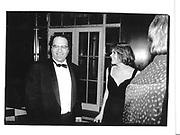 Bob Weinstein and Ivana Lowell© Copyright Photograph by Dafydd Jones 66 Stockwell Park Rd. London SW9 0DA Tel 020 7733 0108 www.dafjones.com
