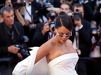 Rihanna at the Okja gala screening,  at the 70th Cannes Film Festival Friday 19th May 2017, Cannes, France. Photo credit: Doreen Kennedy