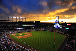 05 MAY 2012:  The Colorado Rockies take on the Atlanta Braves at Coors Field in Denver, CO. (Joshua Duplechian/Rich Clarkson and Associates)