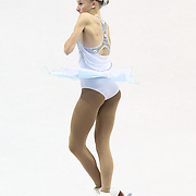 Polina Edmunds competes during the championship ladies free skate at the 2014 US Figure Skating Championships at the TD Garden on January 11, 2014 in Boston, Massachusetts.
