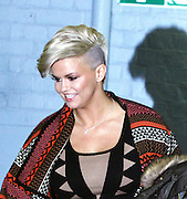 14.JANUARY.2013. LONDON<br /> <br /> KERRY KATONA LEAVING ITV STUDIOS IN SOUTHBANK.<br /> <br /> BYLINE: EDBIMAGEARCHIVE.CO.UK<br /> <br /> *THIS IMAGE IS STRICTLY FOR UK NEWSPAPERS AND MAGAZINES ONLY*<br /> *FOR WORLD WIDE SALES AND WEB USE PLEASE CONTACT EDBIMAGEARCHIVE - 0208 954 5968*