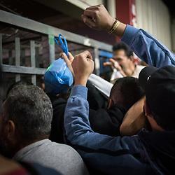 Qalandiya Checkpoint, Jerusalem, October 2018