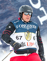 21.01.2017, Hahnenkamm, Kitzbühel, AUT, FIS Weltcup Ski Alpin, KitzCharity Trophy, im Bild Rainer-Mark Frey (UBS 3) // during the KitzCharity Trophy of FIS Ski Alpine World Cup at the Hahnenkamm in Kitzbühel, Austria on 2017/01/21. EXPA Pictures © 2017, PhotoCredit: EXPA/ Serbastian Pucher