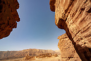 Solomon's Pillars, Timna Valley, Arava, Israel