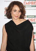 Noomi Rapace Jameson Empire Awards, Grosvenor House Hotel, Park Lane, London, UK, 27 March 2011:  Contact: Rich@Piqtured.com +44(0)7941 079620 (Picture by Richard Goldschmidt)