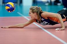 20141001 ITA: World Championship Volleyball Servie - Nederland, Verona