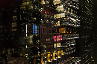 BOTTLES OF WINE IN THE VINOTECA, HOTEL HYATT, BARRIO DE RECOLETA, CIUDAD AUTONOMA DE BUENOS AIRES, ARGENTINA (PHOTO BY MARCO GUOLI - © 500PX, INC. - ALL RIGHTS RESERVED. CONTACT THE COPYRIGHT OWNER FOR IMAGE REPRODUCTION)