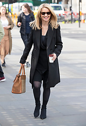 © Licensed to London News Pictures. 22/05/2019. London, UK. Conservative MP Esther McVey arrives at Parliament ahead of Prime Minister's Questions. Photo credit: Peter Macdiarmid/LNP