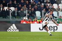 25.10.2017 - Torino - Serie A 2017/18 - 10a giornata  -  Juventus-Spal nella  foto: Paulo Dybala segna su punizione il gol del 2 a 0