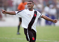 Fotball<br /> Brasil<br /> Foto: Colorsport/Digitalsport<br /> NORWAY ONLY<br /> <br /> 17.03.2007<br /> RIO DE JANEIRO, BRAZIL - Campeonato Carioca - Boavista vs Vasco da Gama. Romario is now just two goals short of the target of netting 1000 goals before hanging his boots up after a dilated career filled with successes and goals.