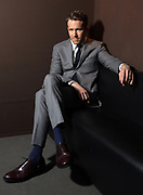 Actor Ryan Reynolds poses for a portrait for the film Captives at the 67th international film festival, Cannes, southern France, Saturday, May 17, 2014. (Photo by Joel Ryan/Invision/AP)