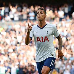 14,09,2019 Premier League match between Tottenham Hotspur and Crystal Palace at Tottenham Hotspur