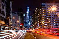 City Hall from Broad Street, Downtown Philadelphia