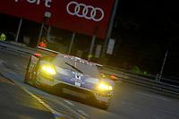 Joey Hand (USA) / Dirk Muller (DEU) / Sebastien Bourdais (FRA) #68 Ford Chip Ganassi Racing Team USA Ford GT,  during first practice for the Le Mans 24 Hr June 2016 at Circuit de la Sarthe, Le Mans, Pays de la Loire, France. June 16 2016. World Copyright Peter Taylor/PSP.