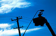 Copyright Jim Rice © 2013.<br /> NBN'co cable roll out.<br /> Melbourne.Australia