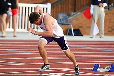 Men's 400-meter Hurdles Trials
