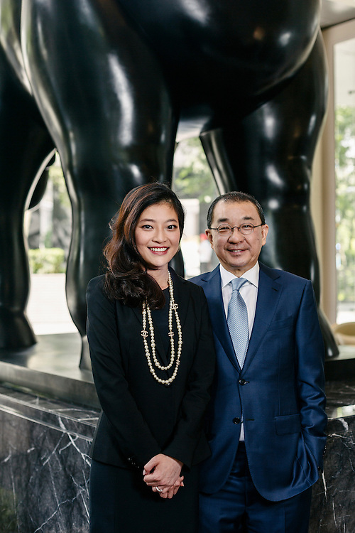 Daughter, Carmen Chua, CEO of One IFC Residence Sdn. Bhd. and billionaire investor of CMY Capital Markets Sdn. Bhd., Chua Ma Yu are  building the new 48-story St. Regis Kuala Lumpur, Malaysia's first six-star hotel.