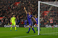 Football - 2016 / 2017 Premier League - Southampton vs Chelsea<br /> <br /> Gary Cahill of Chelsea appeals for Southampton's Charlie Austin's goal to be ruled offside at St Mary's Stadium Southampton <br /> <br /> COLORSPORT/SHAUN BOGGUST