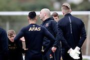 assistant trainer *Arne Slot* of AZ Alkmaar