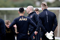 assistant trainer *Arne Slot* of AZ Alkmaar