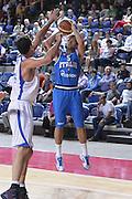 18 Agosto 2013 Torneo di Anversa Belgio<br /> ITALIA vs ISRAELE : DANIELE CAVALIERO<br /> Foto Ciamillo