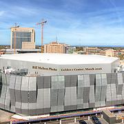 Golden1 Center, Arena - Sacramento, Ca.