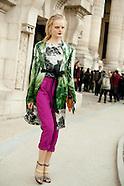 Fashion Week F/W 2012