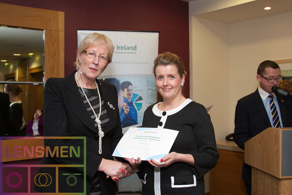 Mary Hall and Sinead Bolger from Woodlands Hotel Waterford