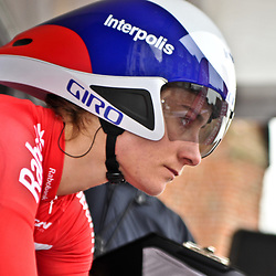 Marianne Vos 3th in first stage Energiewachttour in Appingedam
