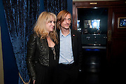SONIA FRIEDMAN; MACKENZIE CROOKE, Press night for Jerusalem. Apollo Theatre. Shaftesbury ave. After party at the Cafe de Paris. London. 10 February 2010