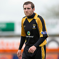 East Fife FC...Season 2012-13<br /> Craig Johnstone<br /> Picture by Graeme Hart.<br /> Copyright Perthshire Picture Agency<br /> Tel: 01738 623350  Mobile: 07990 594431