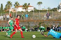*Thijs Oosting* of AZ Alkmaar, *Daniel Lopar* of FC St Gallen,