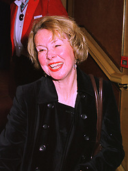 COUNTESS (Elizabeth) RUSSELL at a luncheon in London on 11th December 1997.MEF 4