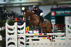 Krause, Nancy, Livingsten<br /> Leipzig - Partner Pferd 2015<br /> www.sportfotos-lafrentz.de
